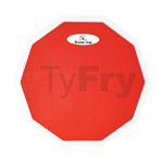 "Snare Line 8"" Practice Pad (Red)"